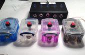 Arduino Leonardo Quiz zoemer spel