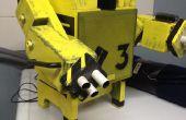 Draadloze Speaker Robot