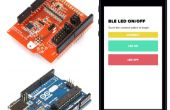 Hoe verbind uw Arduino BLE schild met een aangepaste iOS/Android-toepassing ontwikkeld in HTML5 en JavaScript.