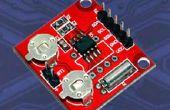Instellen van de DS1307 Real timerklok met behulp van de seriële Monitor