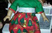 Vakantie jurk voor An American Girl pop
