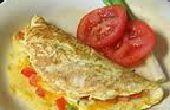 Een geweldig omelet maken