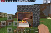 Eenvoudige Minecraft PE trucs
