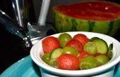Fruitsalade koolzuurhoudende