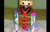 Eenvoudige tekening Robot voor Kids
