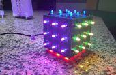 LED Rubiks kubus met Arduino