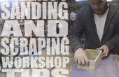 20 schuren & schrapen Workshop Tips - Jimmy DiResta samenwerking
