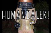 Menselijke Dalek kostuum!