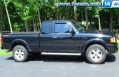 Hoe vervang ik een macht deur vergrendeling Actuator op een vrachtwagen van 1999-2010 Ford Ranger
