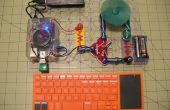Variabele snelheid Fan met Snap Circuits, Kano Computer