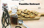 Alcoholvrij vanille-Extract