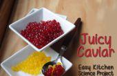 Sappige bollen Snack - gemakkelijk keuken Science