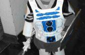 Ser Artoo van Pennytree: A Star Wars/spel van tronen kostuum Mash-up