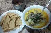 Olive Garden Toscaanse soep copycat recept