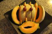Meloen Monkey gezicht