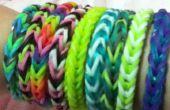 Rainbow Loom Fishtail vlecht armband