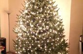 Minder rommelig Christmas Tree verwijdering