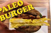 Paleo Hamburger | Heerlijke hamburger zonder broodje