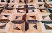 Schaduw quilt