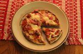 Makkelijk te maken Pizza Sandwich