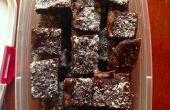 Paleo/Vegan gemakkelijk Brownies