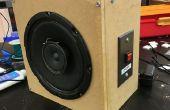 Coaxiale luidspreker kabinet