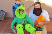 Planten vs Zombies kostuums