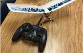 Hoe om te binden RC vliegtuigen met een 2-kanaals zender