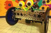 Bumbley - de kleine servo-robot