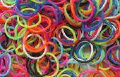 Een Rainbow Loom armband maken