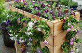 Maken van een goedkope Planter Box