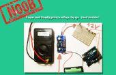 Voeden van iets dat een hogere spanning dan uw batterij vereist kan leveren: de 2016 SUPER NOOB vriendelijke manier