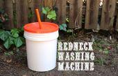Redneck wasmachine