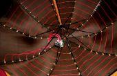LED paraplu met Arduino
