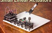 Controle van een kleine Lineaire servomotor met Arduino