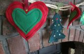 DIY kerst Garland