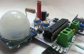 Maak uw eigen aangepaste elektronische Widgets, zoals mijn Arduino LED Day/Night Widget.
