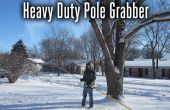 Heavy Duty Pole Grabber