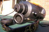 Insect Eavesdropper: Maken van een High-Gain parabolische microfoon
