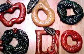 Handgemaakte zoutdeeg ornamenten: Leuk voor kinderen en volwassenen!