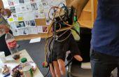Handschoen Coach - internet aangesloten handschoen voor het maximaliseren van uw sportschool trainingssessies aangedreven door Intel IoT