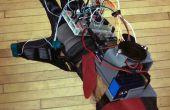 Handschoen van de Hyper-Reality Augmented