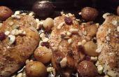 Gele Curry Coconut Chicken