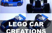 LEGO auto creaties