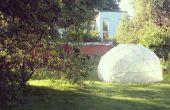 Broeikasgassen - geodetische koepel