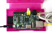 Raspberry Pi multi-room Audio (mobiele/Tablet/PC gecontroleerde)