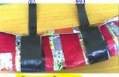 Hoe maak je een zakje met duct tape fiets