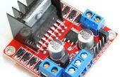 Het gebruik van de L298 Motor Driver Module - Arduino tutorial Arduino Tutorial