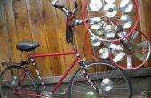 """SPIN-DOCTOR"" ~ 5-wiel 'zweefmolen' Parade fiets"