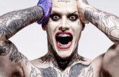 Suicide Squad Joker - SFX make-up Tutorial